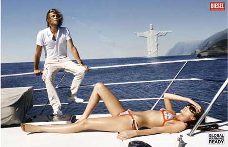 Objectifying Global Warming for Fashion. Good for the cause?