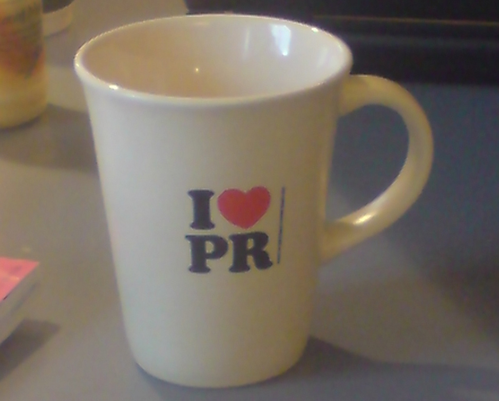 How Traditional PR Is Amplified in a PR 2.0 World