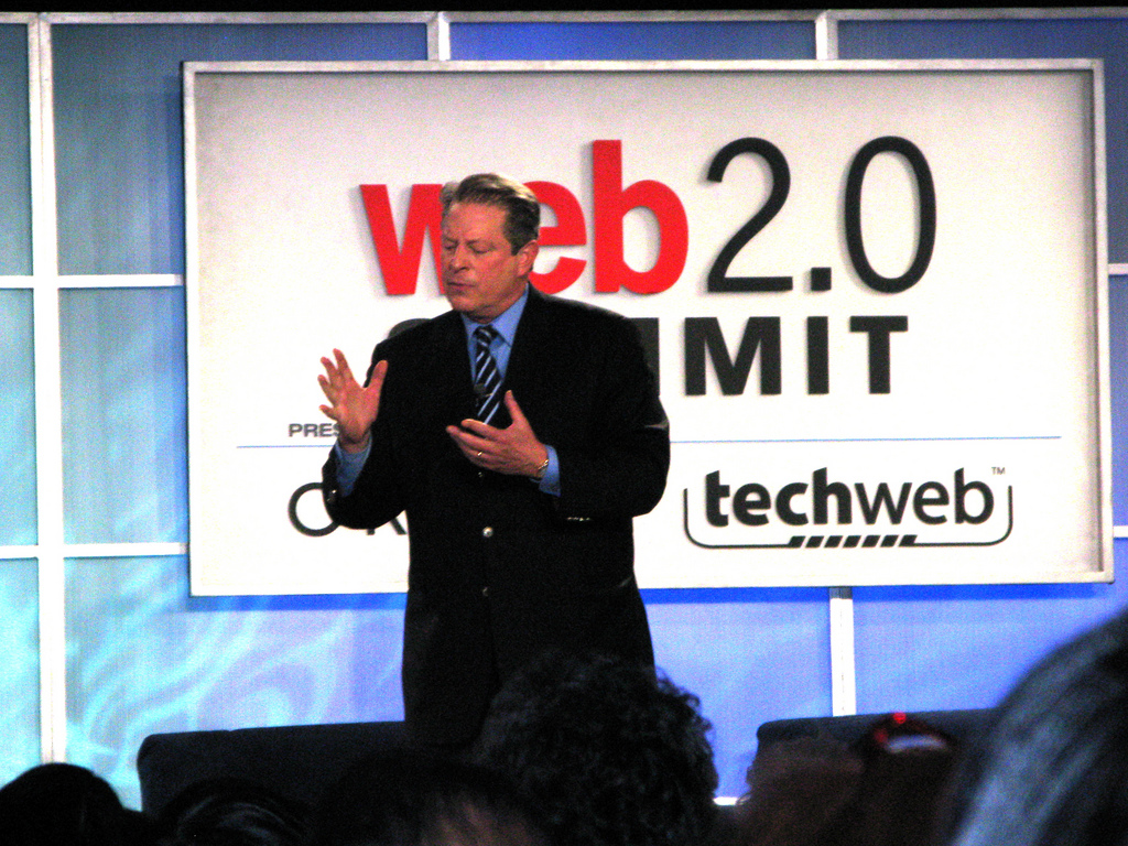 Web 2.0 and New Media Speed towards Adolescence – What to do?