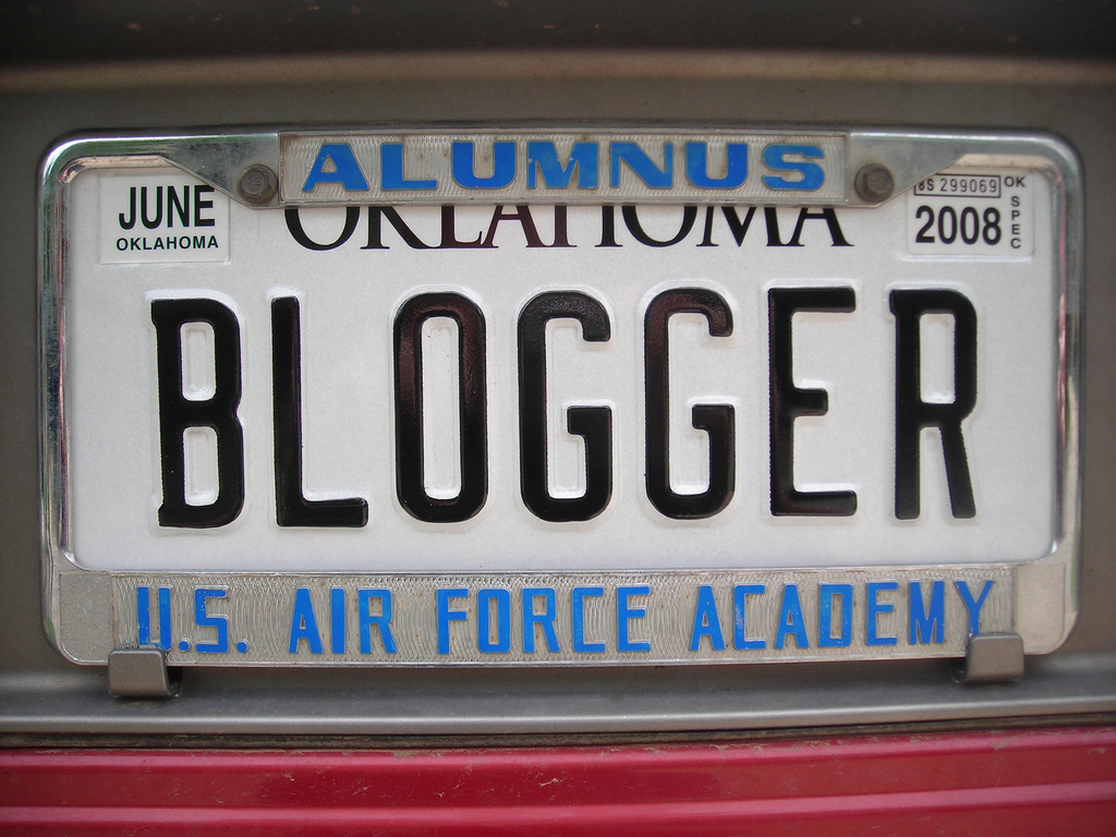 Oklahoma Blogger